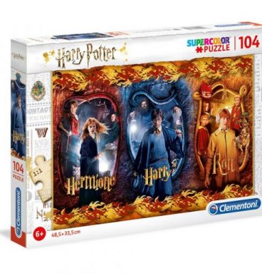 Puzzle - Ron, Hermione et Harry