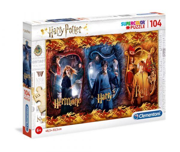 Puzzle - Ron, Hermione et Harry