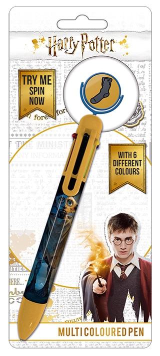 Stylo 6 couleurs - Dobby