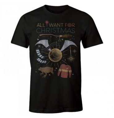 T-shirt All I Want for Xmas