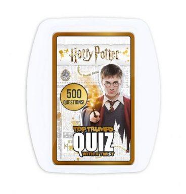 Quizz jeu Harry Potter