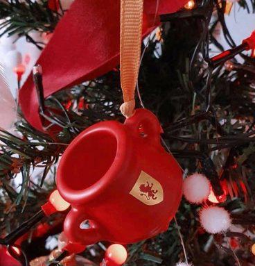 Décoration Noël - gryffondor