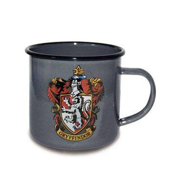 Maison Gryffondor mug en métal