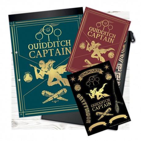 Pack Carnet Quidditch