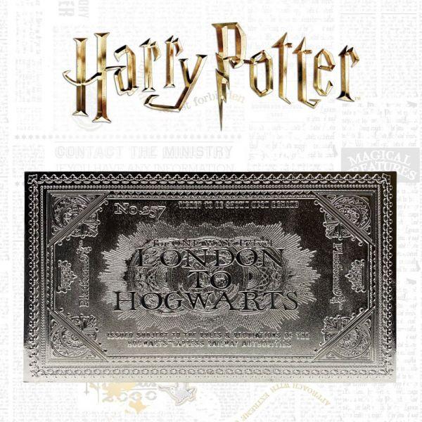 tciket Réplique édition limitée Hogwarts Express