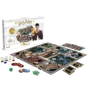 Cluedo - Harry Potter Pack Blanc