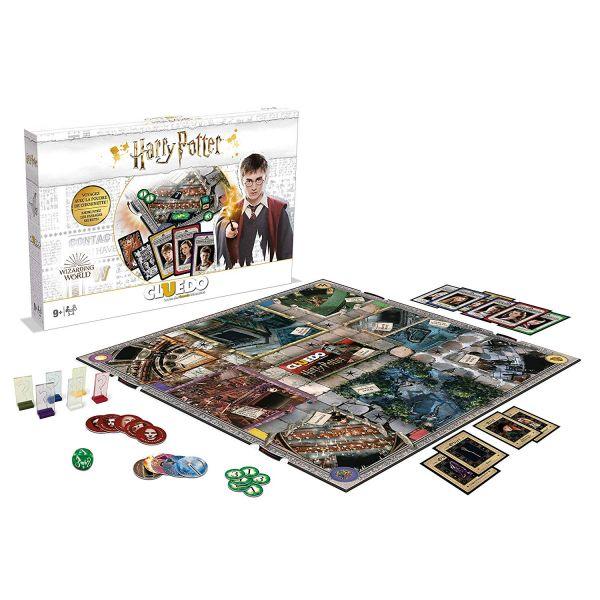 Cluedo - Harry Potter Pack Blanc