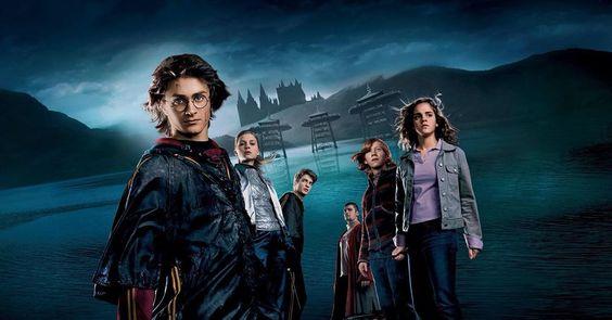 Harry Potter et la Coupe de feu - produits dérivés