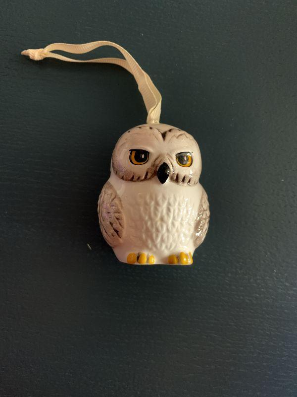 Décoration de Noël : Hedwige