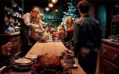 Noël tome 5 Harry Potter