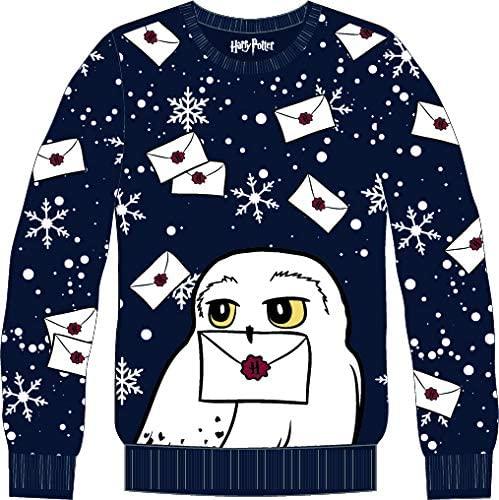 Pull de Noël - Hedwige