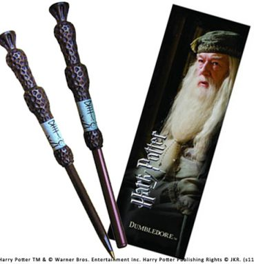Stylo baguette - Albus Dumbledore