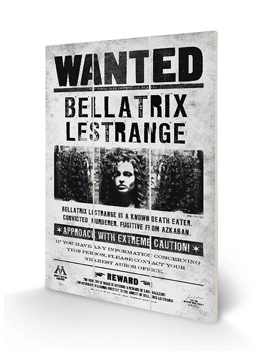 Cadre Wanted Bellatrix