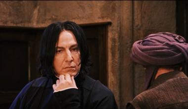 Les produits dérivés de la vie de Severus Rogue, maître des potions et héro caché