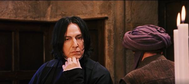 Saga Harry Potter produits dérivés - Severus Rogue