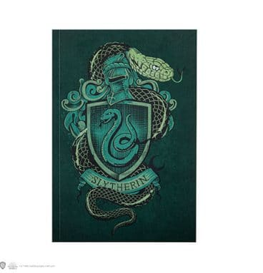 Carnet 128 pages - Serpentard