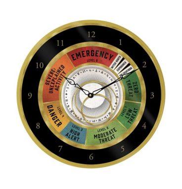 Horloge - Emergency