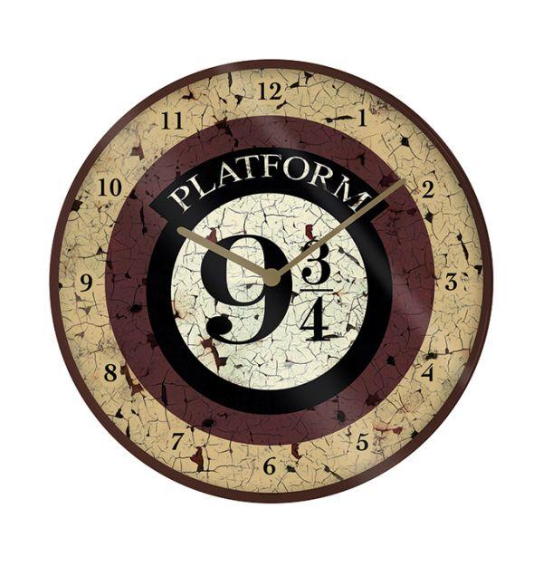 Horloge - Platform 9 3/4