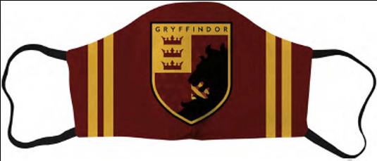 Masque Gryffondor school