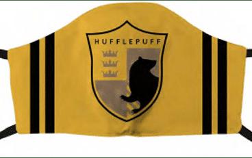 Masque Hufflepuff House