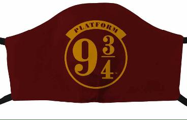 Masque Plateform 9 34
