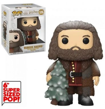 POP N°126 - Rubeus Hagrid