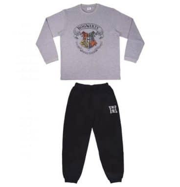 Pyjama Homme - logo Poudlard