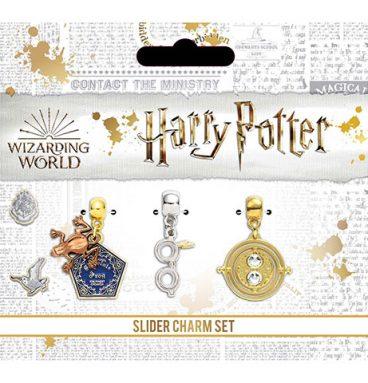 Set de charms retourneur de temps - lunettes d'Harry - Chocogrenouille
