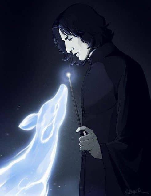Severus Rogue + patrons - produits dérivés Severus Rogue