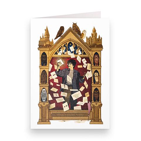 Carte postale - You're a Wizard Harry