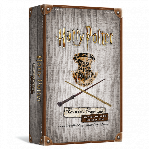 Jeu Hogwarts Battle - Défence contre les forces du mal