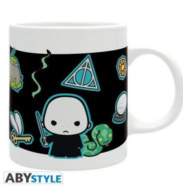 Mug Chibi Voldemort