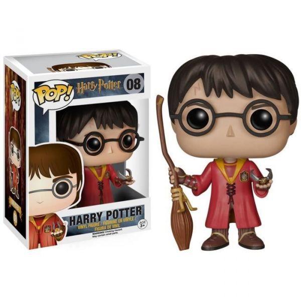 POP N°08 - Harry Potter quidditch