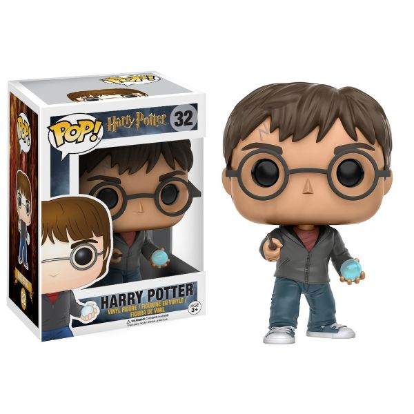 POP N°32 - Harry Potter avec la prophétie