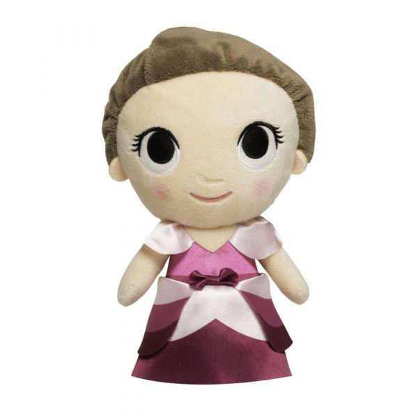 Peluche Hermione en robe de bal