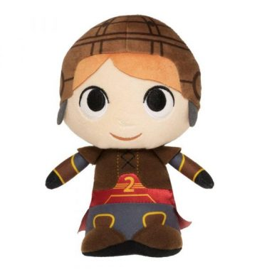 Peluche Ron Quidditch