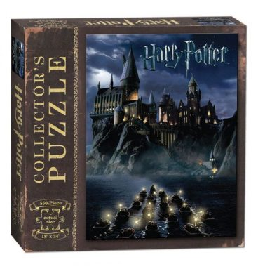 Puzzle 550 pièces World of Harry Potter