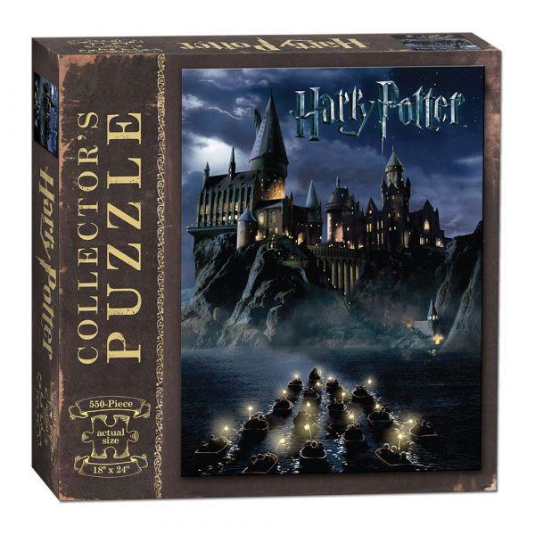Puzzle 550 pièces World of Harry Potter
