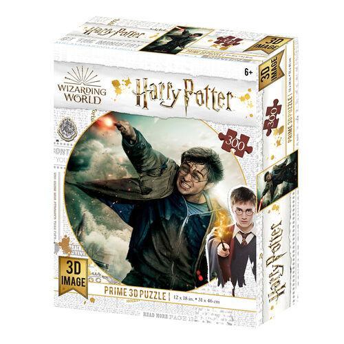 Puzzle image en 3D Harry (300 Pcs)