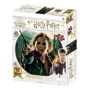 Puzzle image en 3D Hermione (300 Pcs)