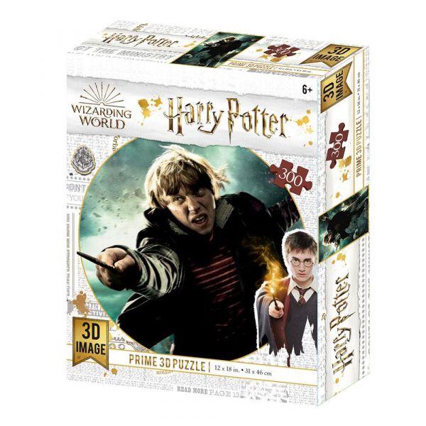 Puzzle image en 3D Ron (300 Pcs)