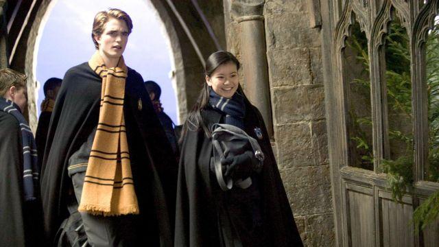 Déguisement Harry Potter : Cédric + cho