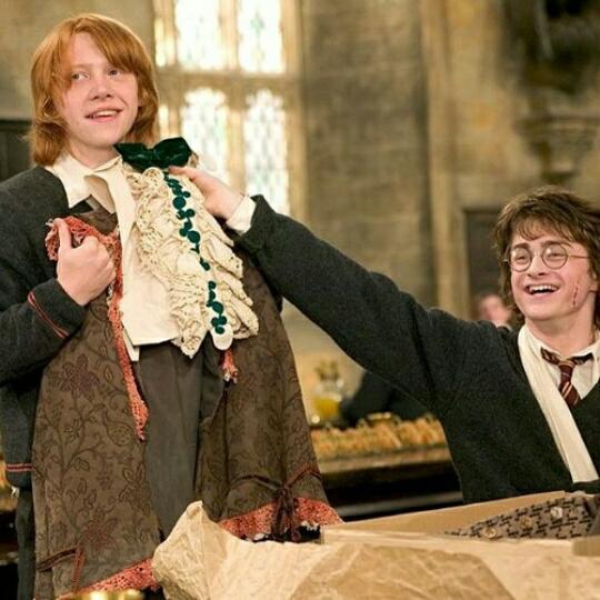 Harry Potter * déguisement Ron Weasley