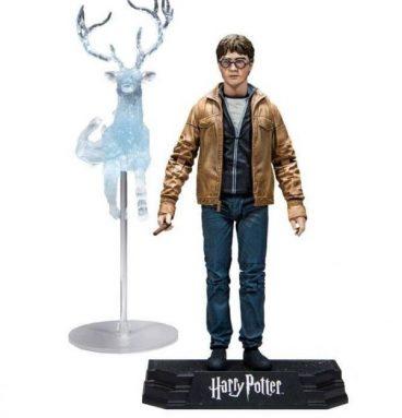 Figurine articulée Harry Patronus