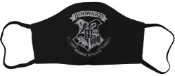 Masque Blason Hogwart