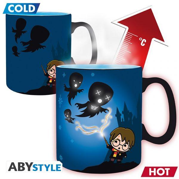 Mug Thermoréactif - Chibi expecto