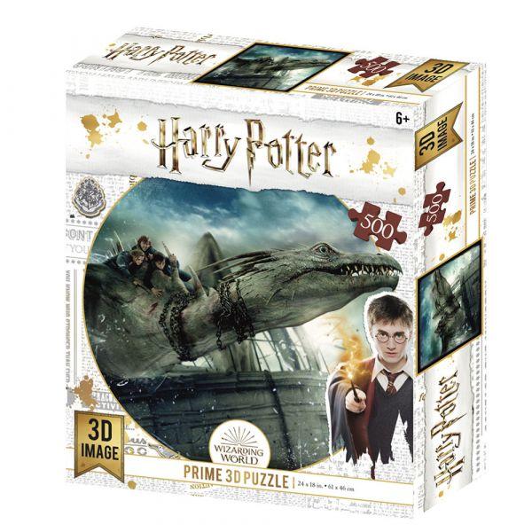 Puzzle image en 3D Dragon (500 Pcs)