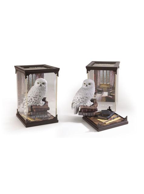 créature magique figurine-hedwige-la-chouette-harry-potter
