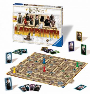jeu labyrinthe harry potter