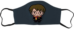 masque potter chibi